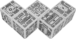 DungeonMorph Dice Explorer Set