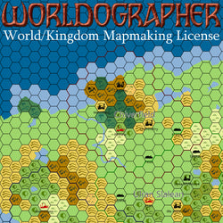 Worldographer (aka Hexographer 2) & Hexographer Pro License