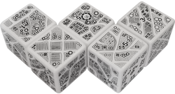 DungeonMorph Dice Villages Set