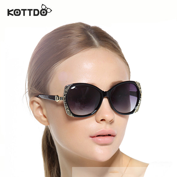 Women's Fashionable Classic UV400 Protection Sunglasses - Sunglasses Deal Center