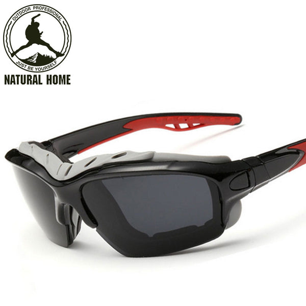 NaturalHome Unisex Cycling Polarized Sunglasses - Sunglasses Deal Center