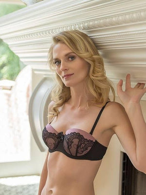 Milavitsa Princess of Dreams Balconette Bra 12559 - Miss Venera
