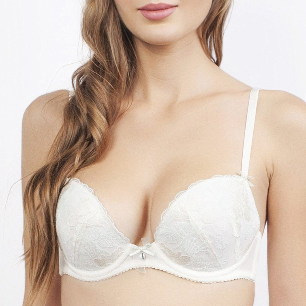 Milavitsa Tea Rose Push-Up Bra - MissVenera.com