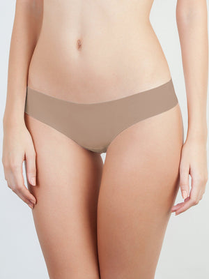 Milavitsa Cotton Seamless Cheeky 26732: Muscat - Miss Venera