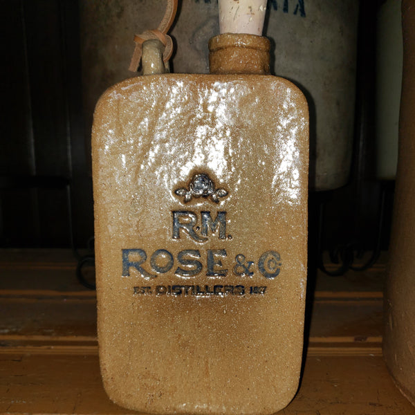 Flask R.M. Rose Co.