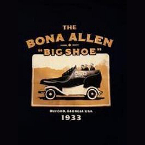 "T-Shirt Bona Allen ""Big Shoe"""