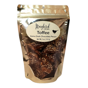 Candy - Maybird Extra Dark Chocolate Toffee