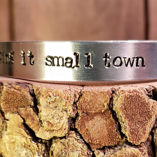 Bracelet - Keeping It Small Town