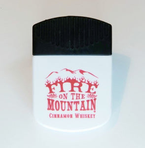 Chip Clip Magnet - Fire on the Mountain Cinnamon Whiskey