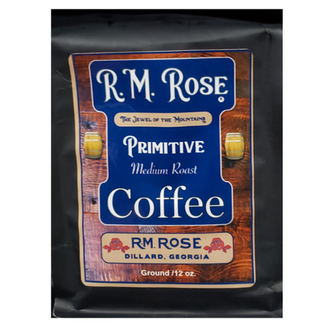 Coffee - Primitive Medium Roast
