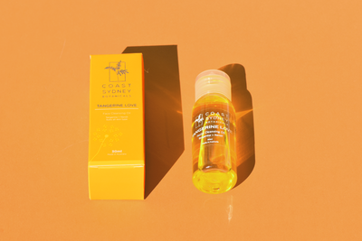 Tangerine Love Face Cleansing Oil Travel Size 30mL