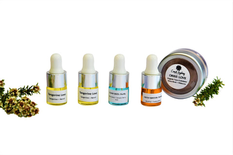 Skincare Sample Serum Pack