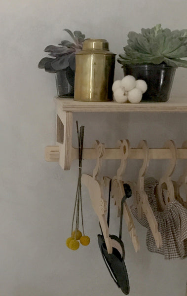 Hangers Moon - Package with 3 pcs - 25% discount