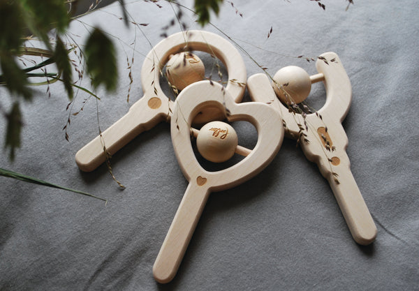 Rattle Circle - Package with 3 pcs