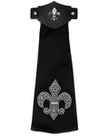 Fleur De Lis Hair Tube - Biker Wear House