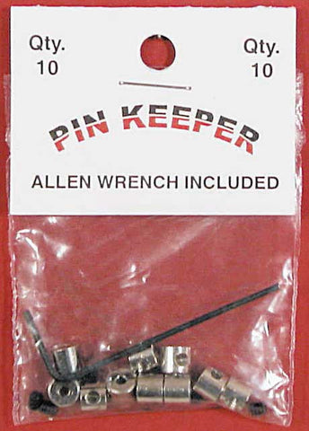Pin Keepers - Biker Wear House