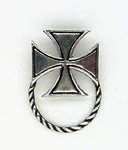 Sunglass Pin Maltese Cross - Biker Wear House