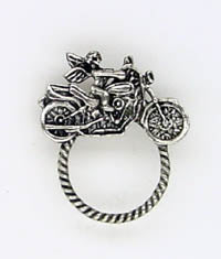 Sunglass Pin Motorcycle Angel - Biker Wear House