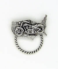 Sunglass Pin U.S.A. Bike - Biker Wear House