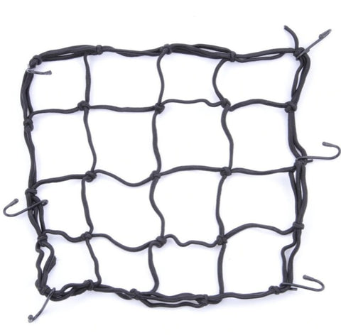 Motorcycle Cargo Net - Biker Wear House