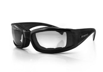 Invader Photochromic Sunglasses by Bobster. - Biker Wear House