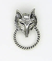 Sunglass Pin Wolf - Biker Wear House