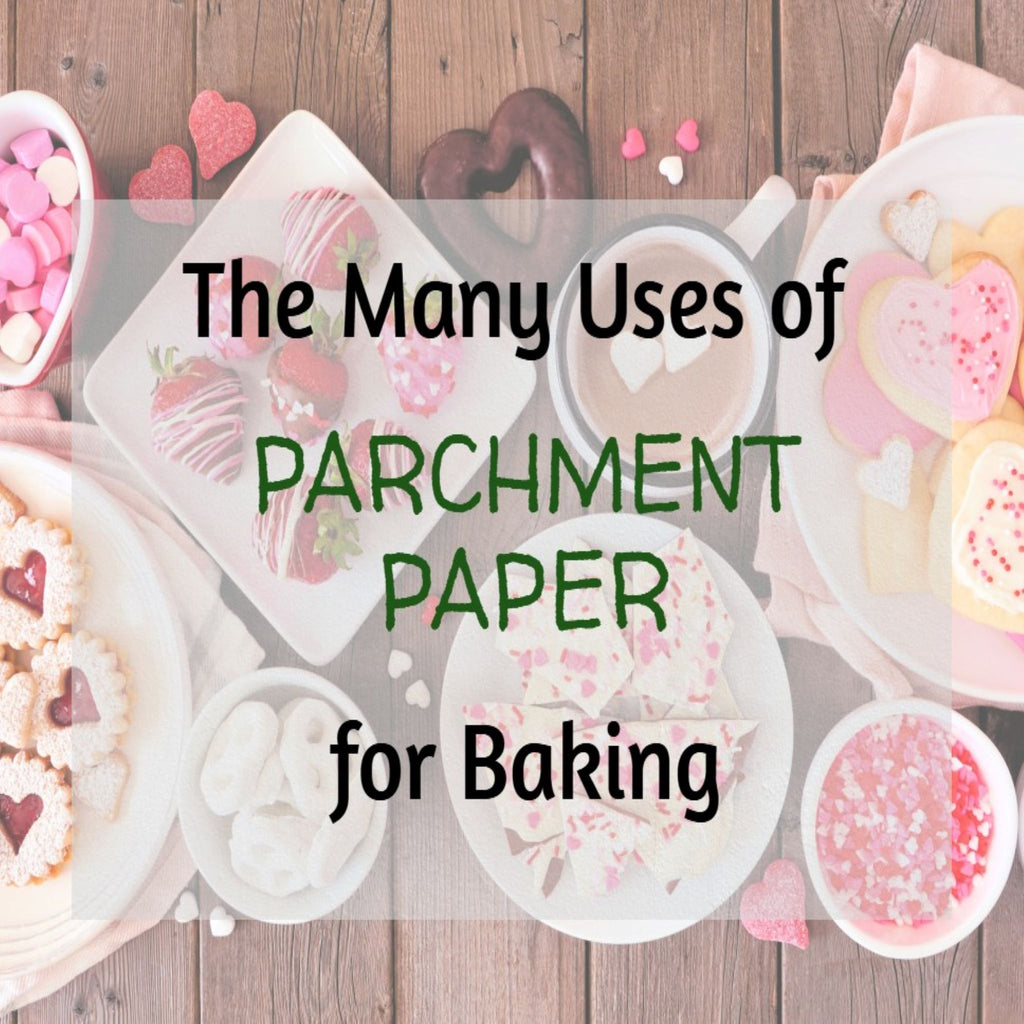 The Many Uses of Parchment Paper for Baking