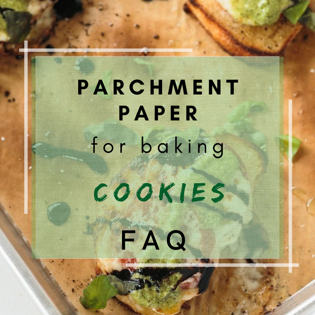 Parchment Paper for Baking - The most common questions answered (FAQs)
