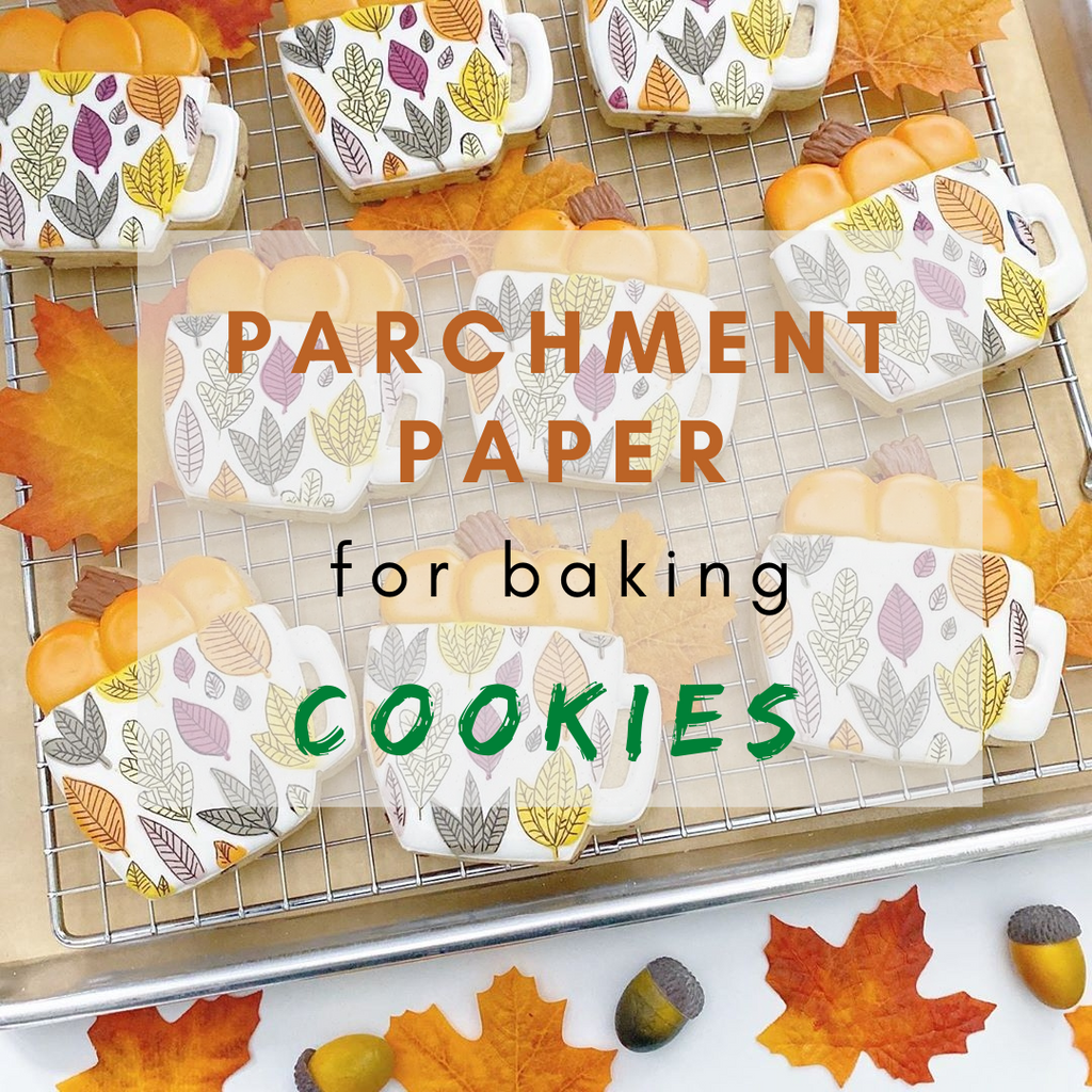 Parchment Paper for Baking Cookies