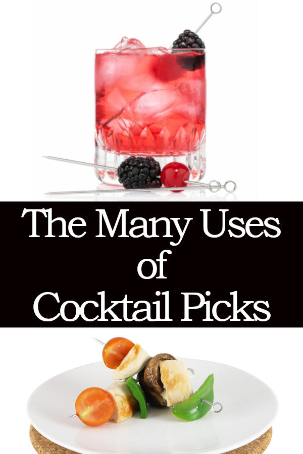 The Many Uses of Cocktail Picks