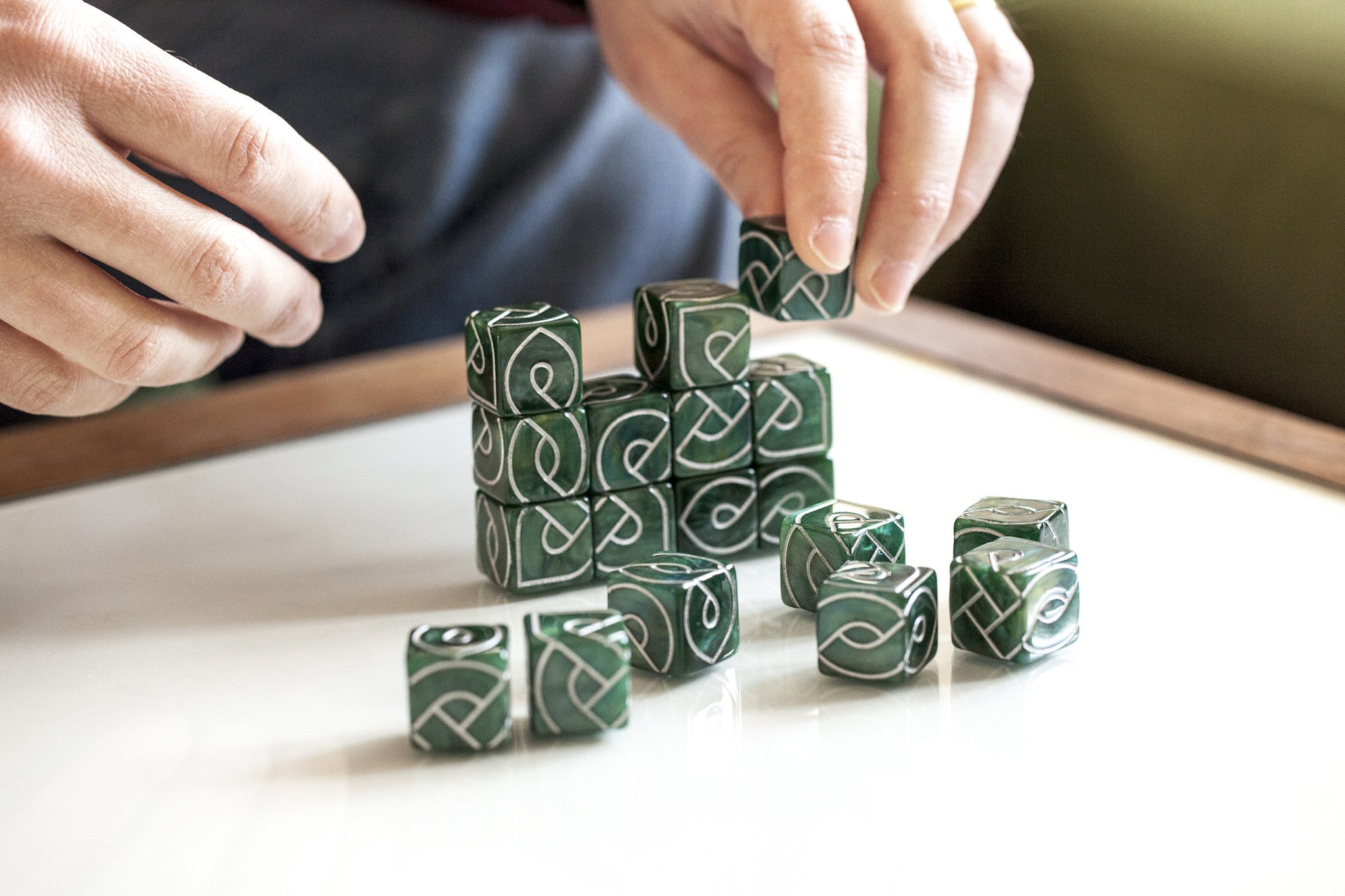 Knot Dice Deluxe