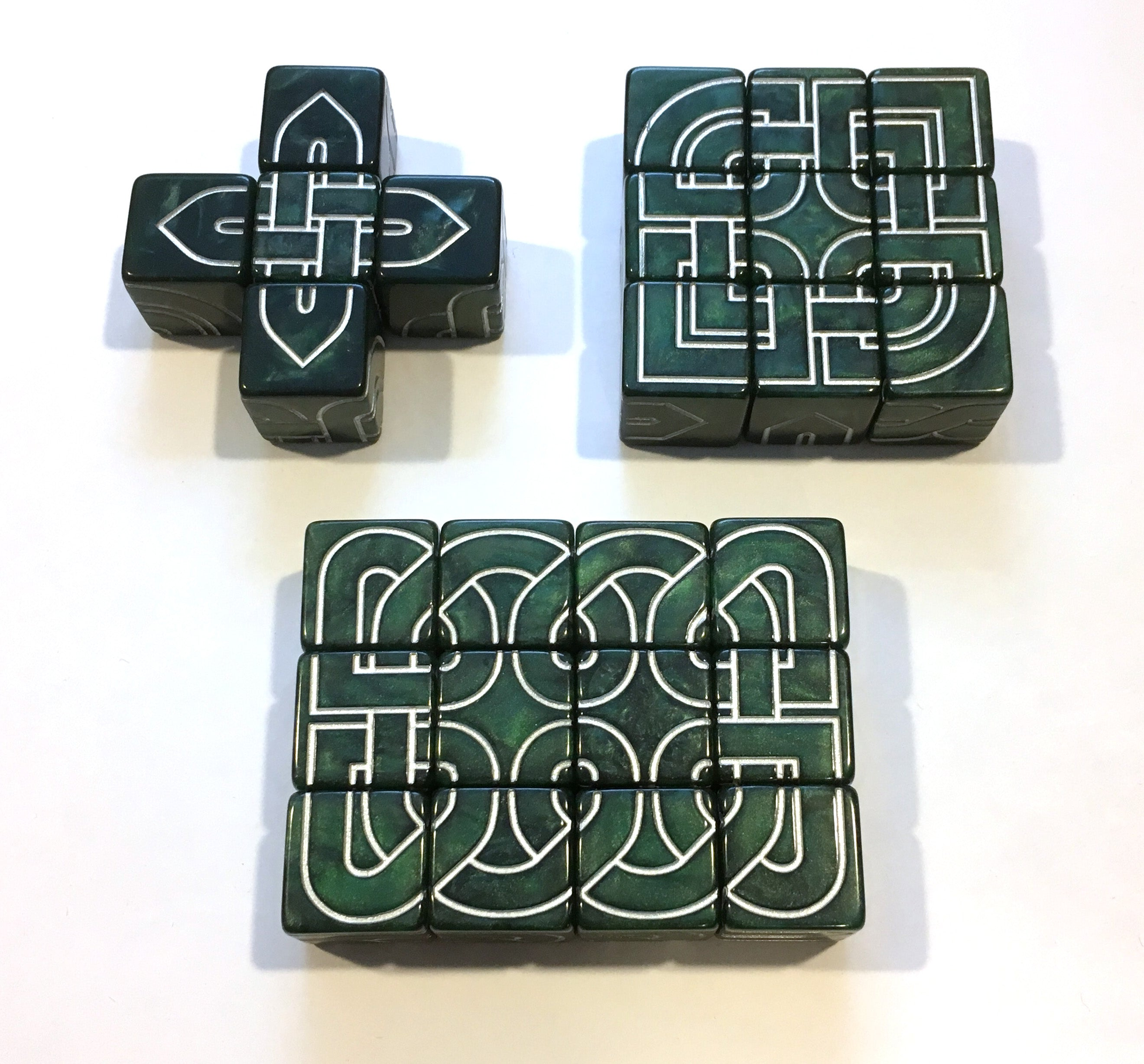 Knot Dice Squared (expansion) - DICE ONLY