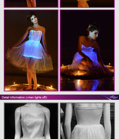 LED Party Dress