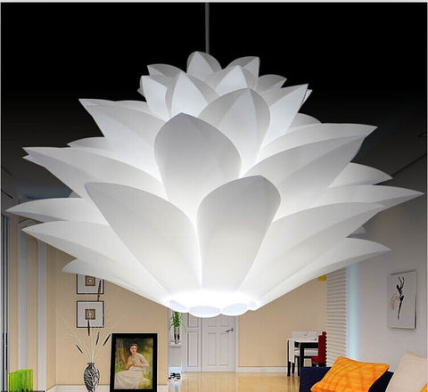 Modern Creative Lily White Pendant Light 35cm/ 45cm/ 55cm