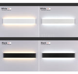 Modern Long Aluminum LED Wall Lamps Light 110v-220v