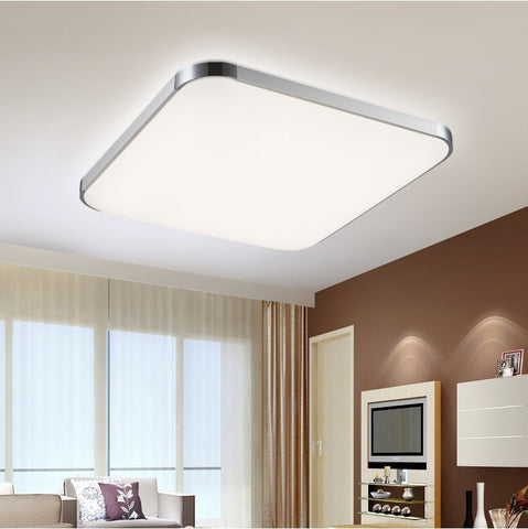 Modern LED Ceiling Lights with Remote