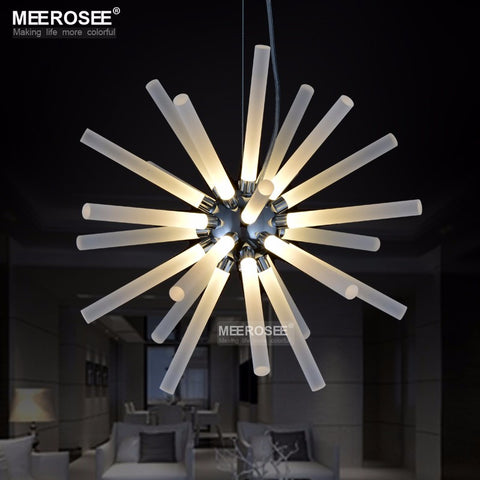 Modern Suspension LED Round Shape Pendant Light