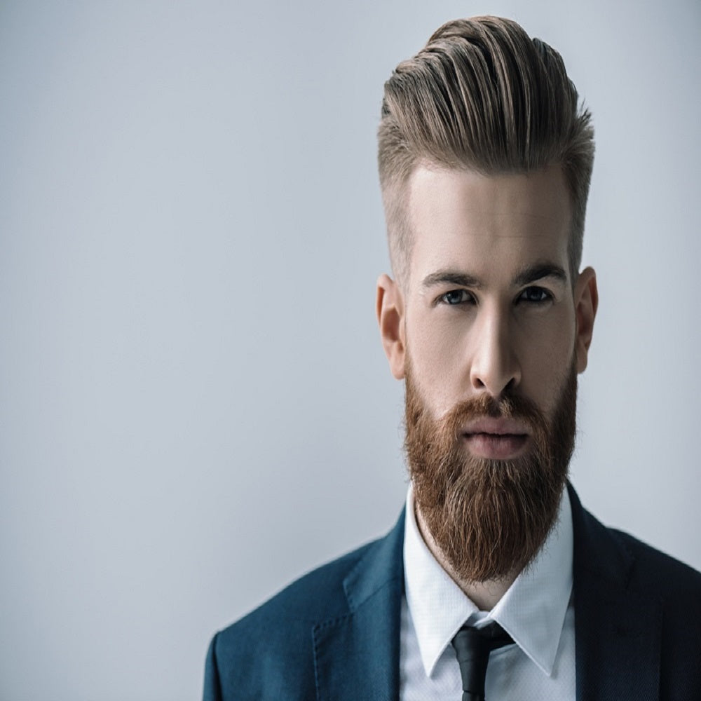 Growing Your Beard Care Ritual Along with Your Beard