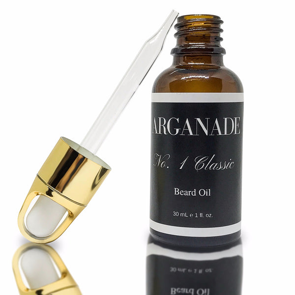Classic Mens Beard Oil