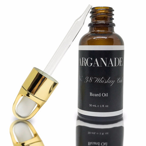 Mens Beard Oil - Whiskey Cider