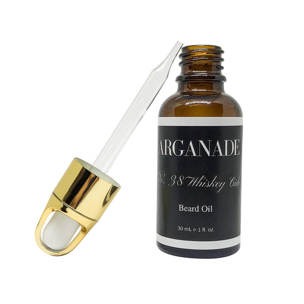 Arganade Beard Oil - Whiskey Cider