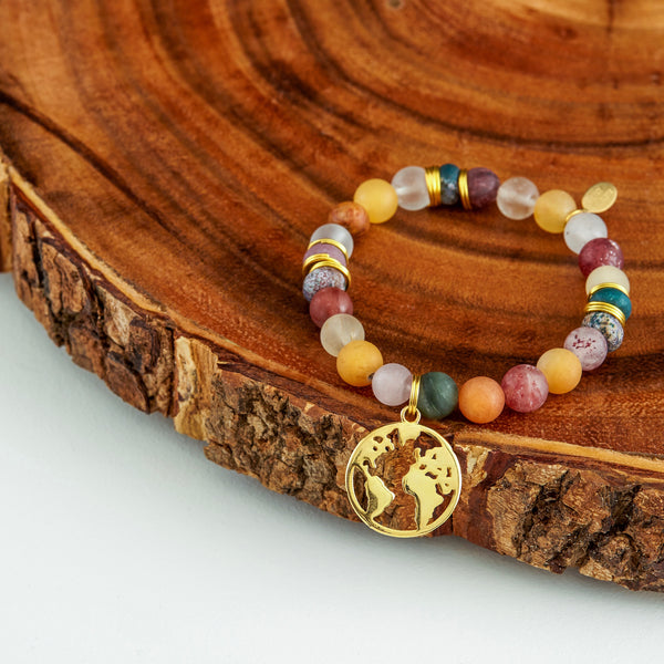 Mother Earth | Beaded Bracelet