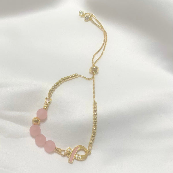 Save the Boobies | Breast Cancer Bracelet