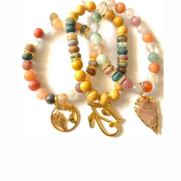 Charming Bundle | Beaded Bracelet Set