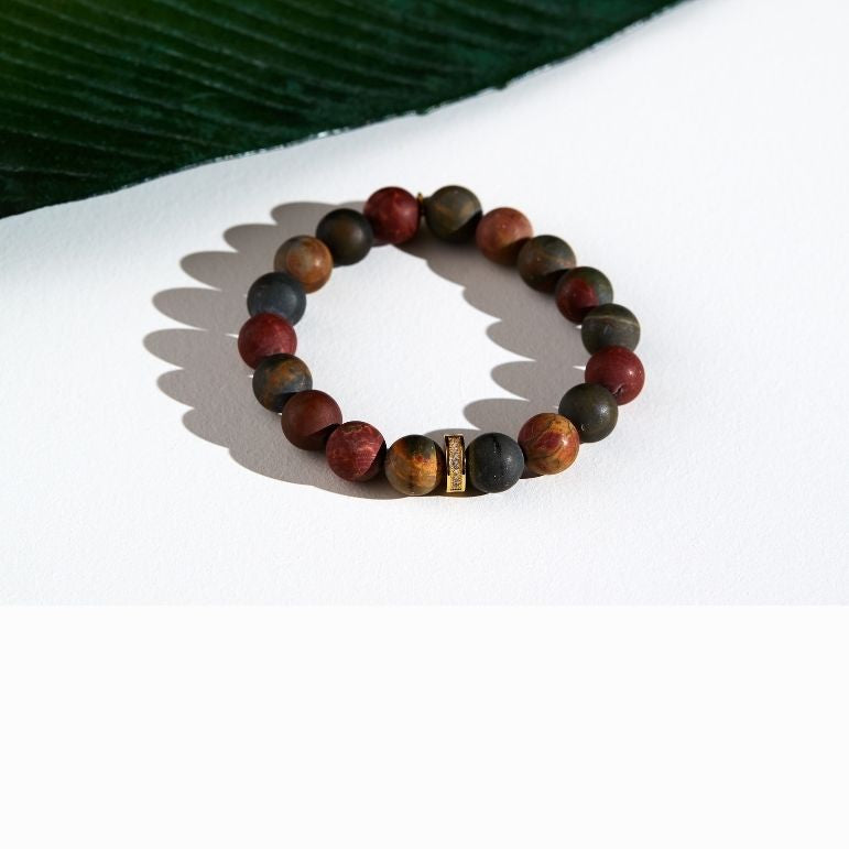 Mojave Double Stack | Bead Bracelets