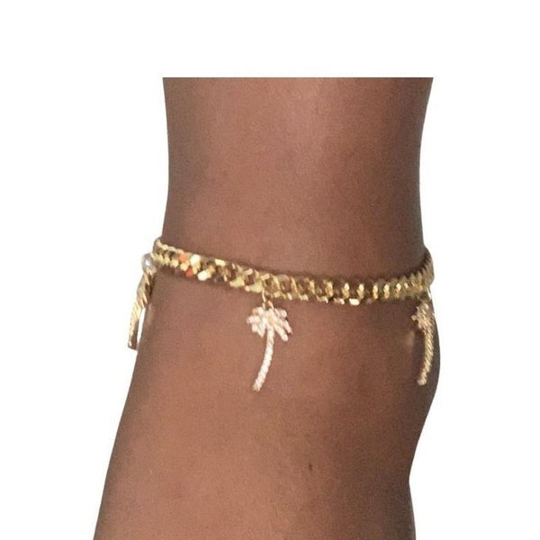 Cali Love | Charmed Anklet