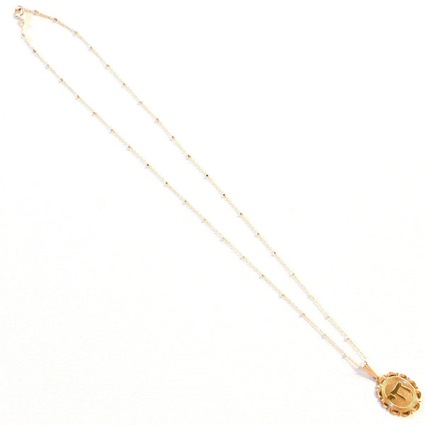 Chai | Gold-filled Necklace