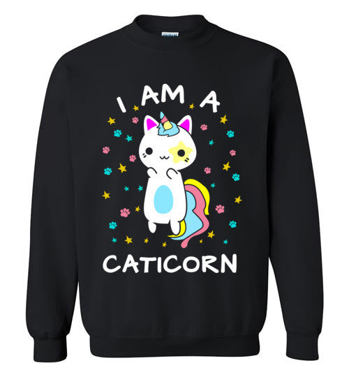 I AM A CATICORN - SWEATSHIRT