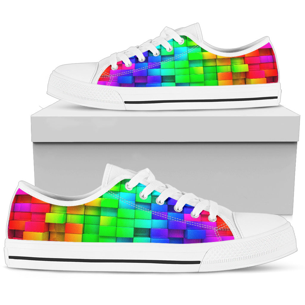 Out of the Box Color Women's Low-Tops