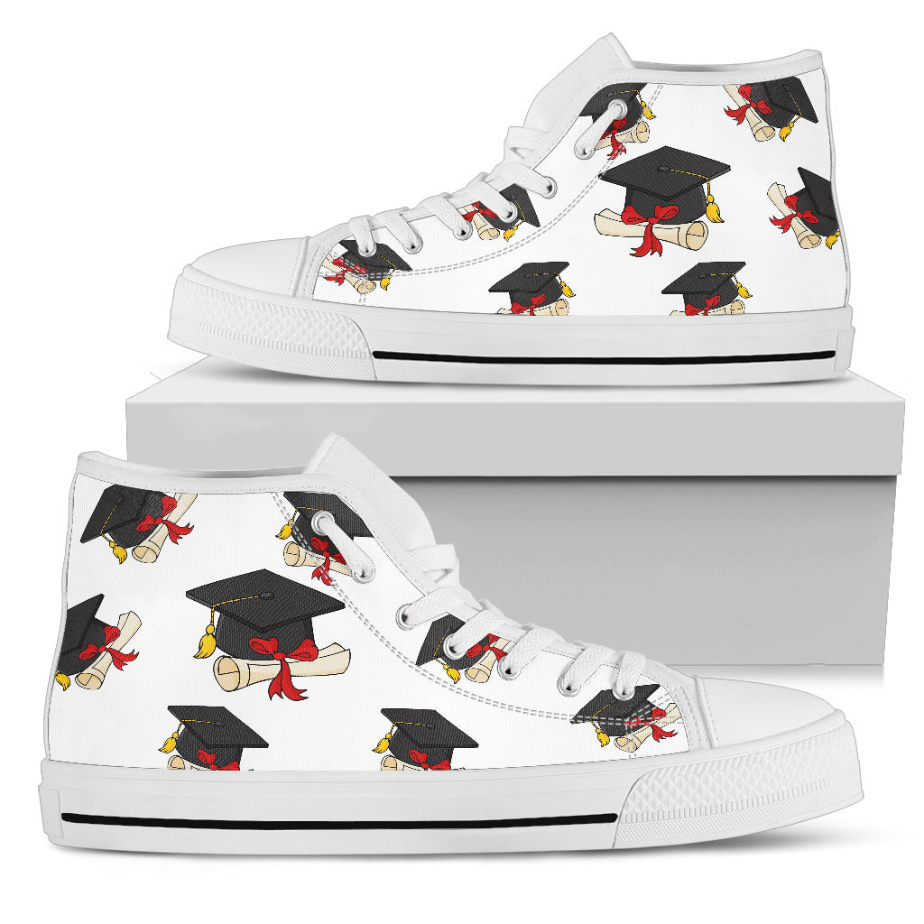 Graduation Men's High-Tops